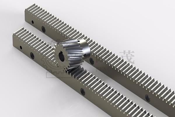 齿轮齿条产品优点