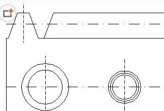 直齿条的画法3