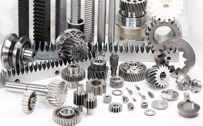 齿轮的主要加工种类