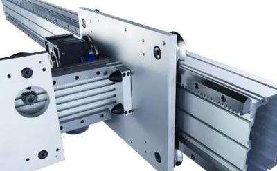滚轮导轨齿轮齿条减速电机选型计算说明