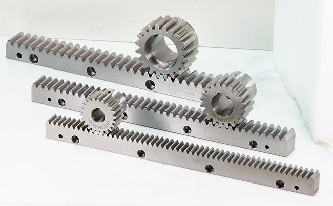 齿条在溜板箱传动机构中的应用