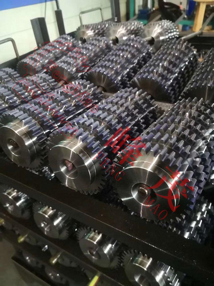 KN95口罩机齿轮