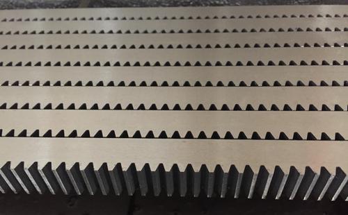 齿条用什么材料加工