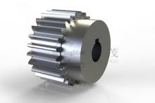 高精度直齿轮(整齿距CP5~10)