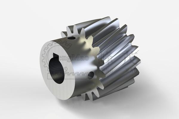 高精度研磨斜齿轮(模数1.5)