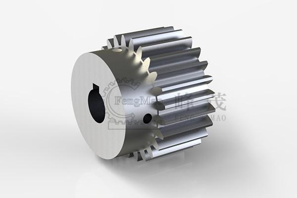 精密直齿轮(模数1.5~2)
