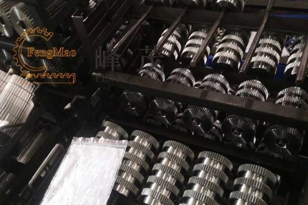 自动口罩机配件齿轮