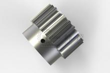 精密直齿齿轮(模数3~4)